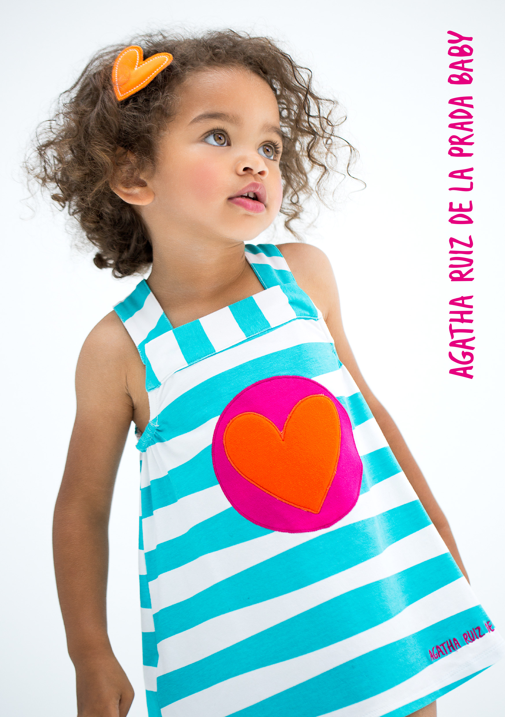 agatha ruiz from prada baby garments made from the heart. Black Bedroom Furniture Sets. Home Design Ideas