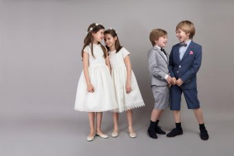 Vestidos de comunion jasios