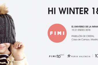 HI WINTER!!! FIMI presenta en enero las colecciones SW18-19