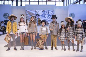 La moda en mayúsculas en la FIMI KIDS FASHION WEEK