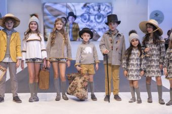 La moda en mayúsculas en la FIMI KIDS FASHION WEEK